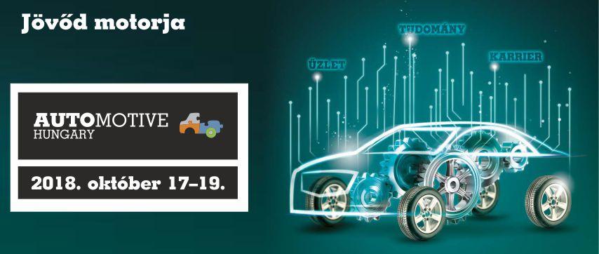 Automotive Hungary 2018 trade show
